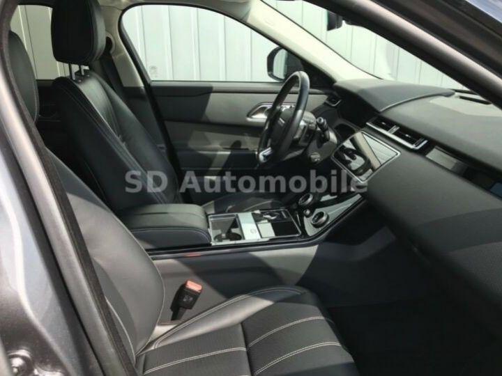 Land Rover Range Rover Velar S Gris métallisée  - 11