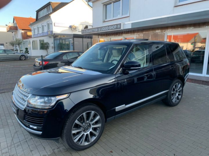 Land Rover Range Rover VOGUE 4.4 SDV8 NOIR METAL - 1