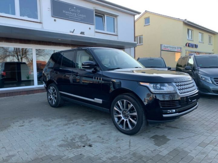 Land Rover Range Rover VOGUE 4.4 SDV8 NOIR METAL - 4