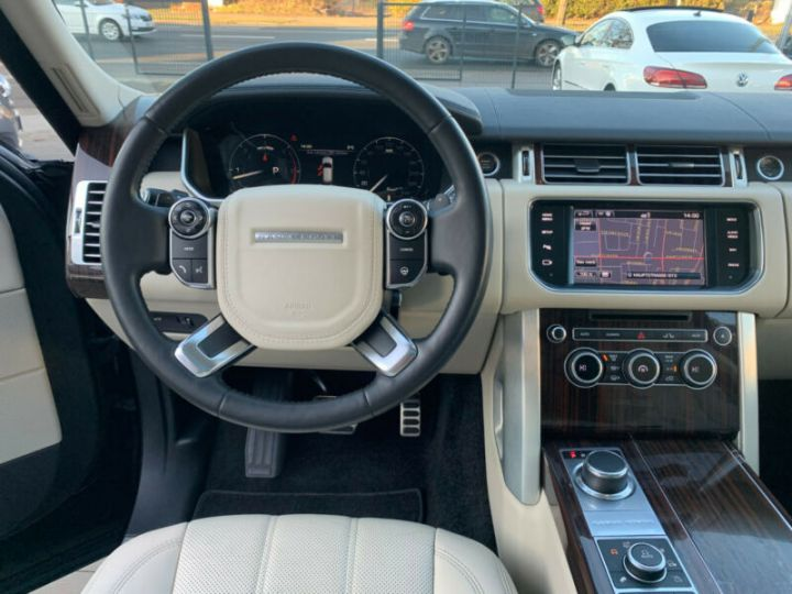 Land Rover Range Rover VOGUE 4.4 SDV8 NOIR METAL - 9