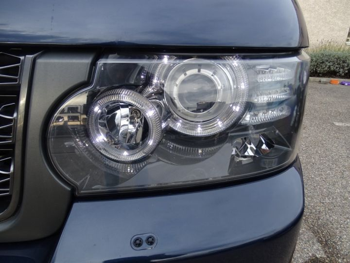 Land Rover Range Rover VOGUE 4.4L 313ps 67km Full options bleu baltique métallisé  - 3