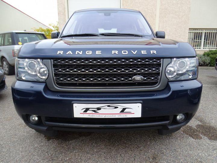 Land Rover Range Rover VOGUE 4.4L 313ps 67km Full options bleu baltique métallisé  - 5
