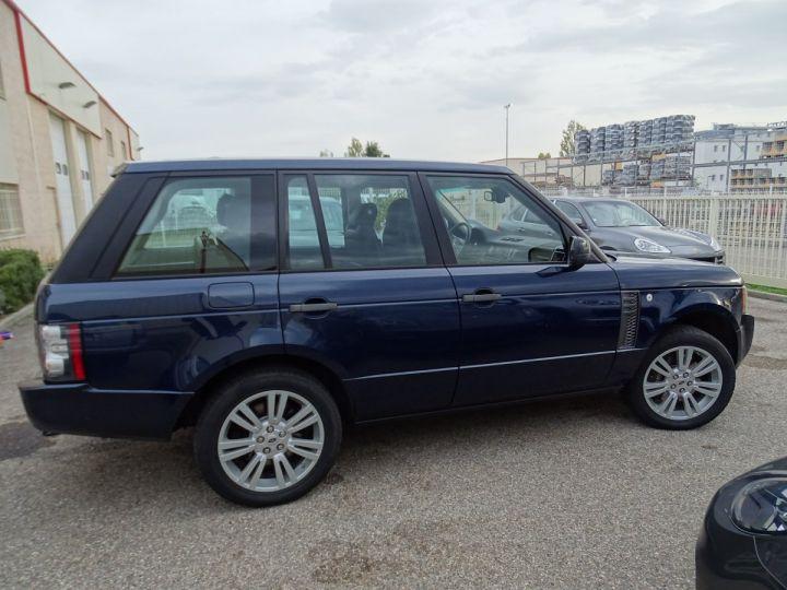 Land Rover Range Rover VOGUE 4.4L 313ps 67km Full options bleu baltique métallisé  - 6
