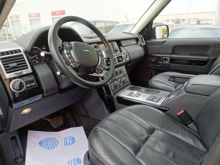 Land Rover Range Rover VOGUE 4.4L 313ps 67km Full options bleu baltique métallisé  - 10
