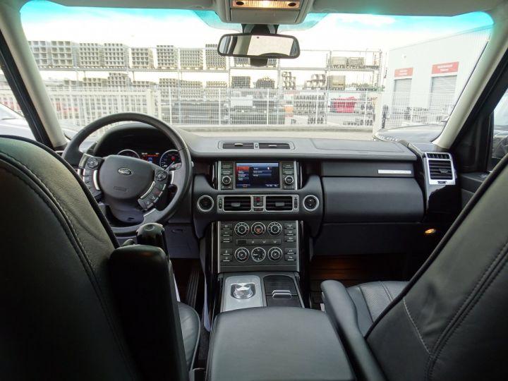 Land Rover Range Rover VOGUE 4.4L 313ps 67km Full options bleu baltique métallisé  - 14