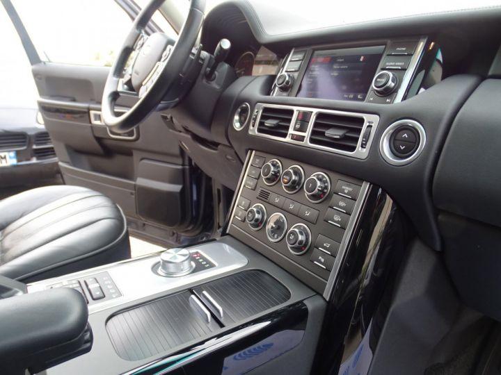 Land Rover Range Rover VOGUE 4.4L 313ps 67km Full options bleu baltique métallisé  - 15