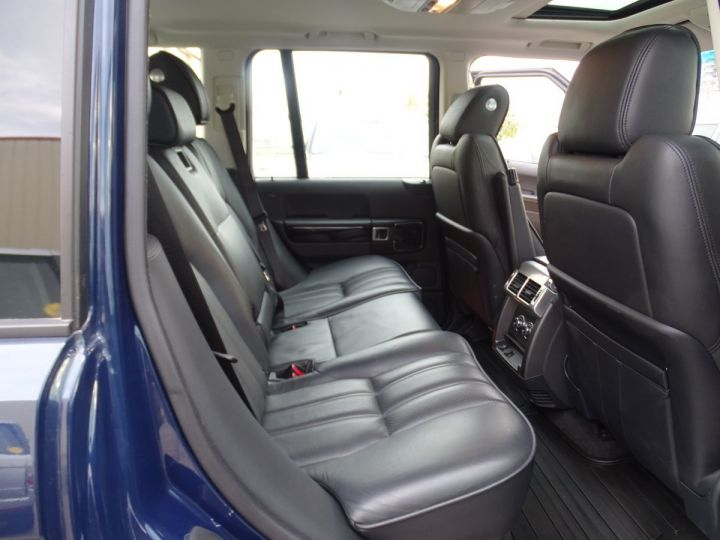 Land Rover Range Rover VOGUE 4.4L 313ps 67km Full options bleu baltique métallisé  - 16
