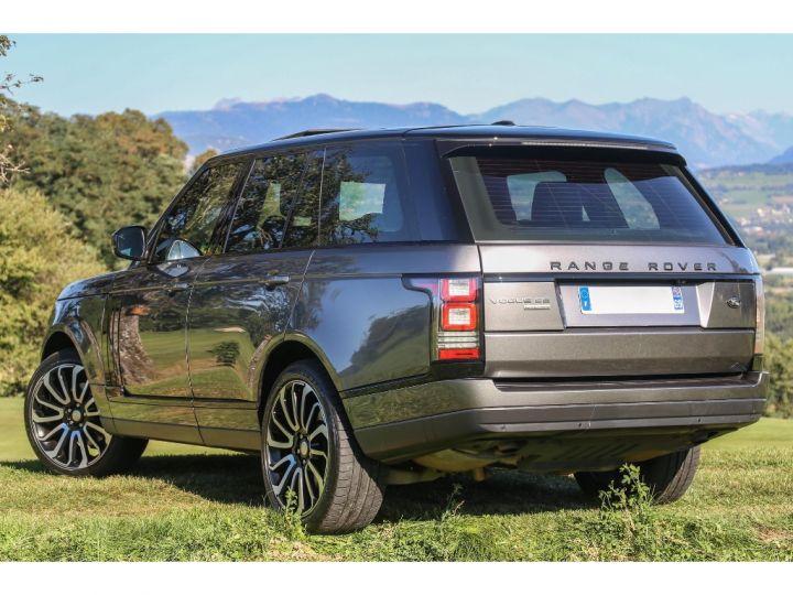 Land Rover Range Rover VOGUE SE 5.0 V8 SUPERCHARGED 510 cv Gris foncé - 6