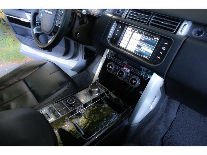 Land Rover Range Rover VOGUE SE 5.0 V8 SUPERCHARGED 510 cv Gris foncé - 10