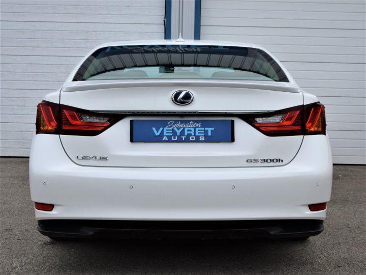 Lexus GS 300h 181cv  - 4