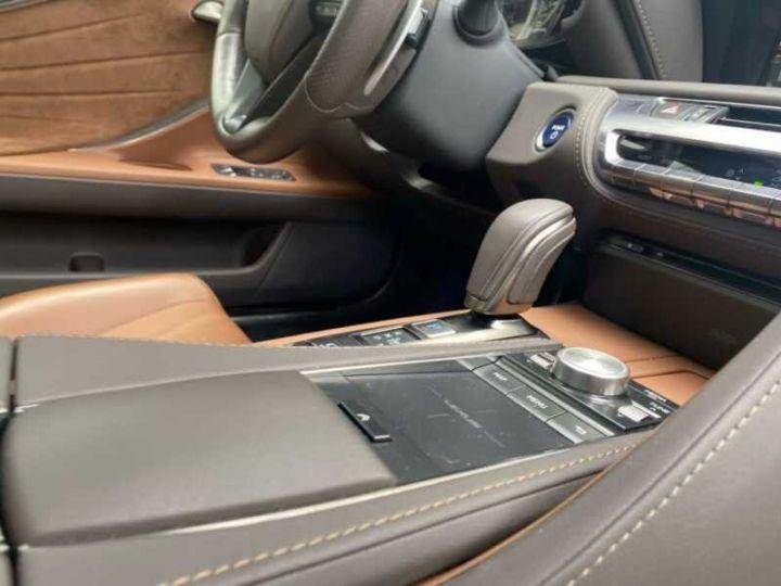 Lexus LC Vert métallisée  - 8