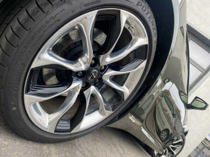 Lexus LC Vert métallisée  - 12
