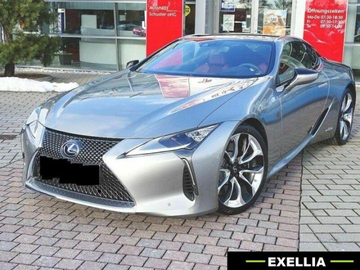 Lexus LC 500h GRIS PEINTURE METALISE  Occasion - 1
