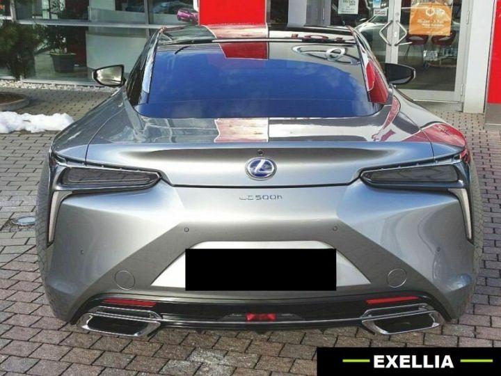Lexus LC 500h GRIS PEINTURE METALISE  Occasion - 4