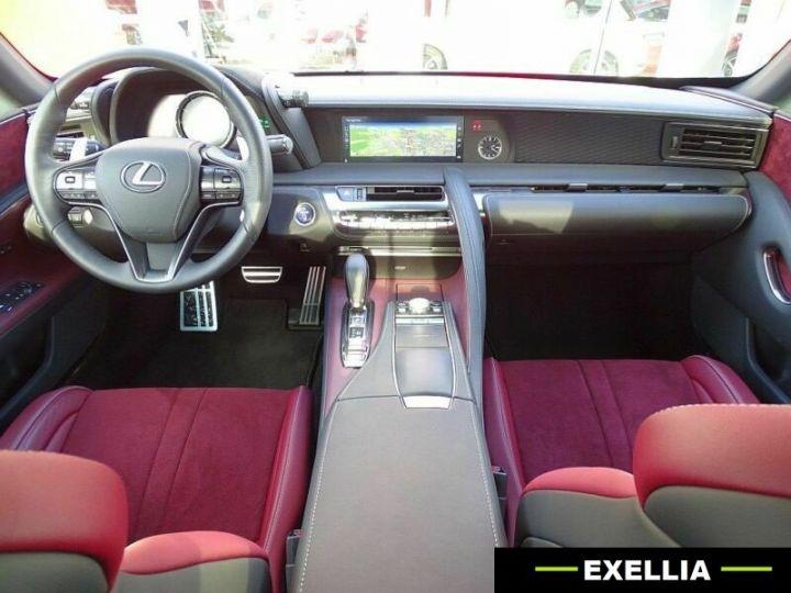 Lexus LC 500h GRIS PEINTURE METALISE  Occasion - 7
