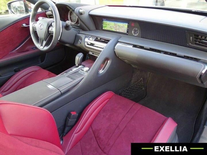 Lexus LC 500h GRIS PEINTURE METALISE  Occasion - 10
