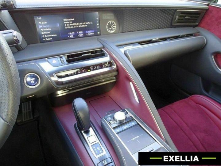 Lexus LC 500h GRIS PEINTURE METALISE  Occasion - 11