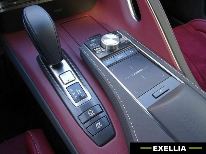 Lexus LC 500h GRIS PEINTURE METALISE  Occasion - 12