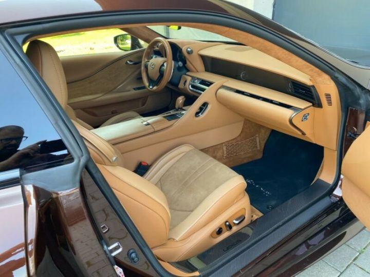 Lexus LC 500h Z10 Brun  - 4