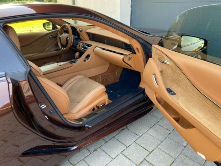 Lexus LC 500h Z10 Brun  - 5