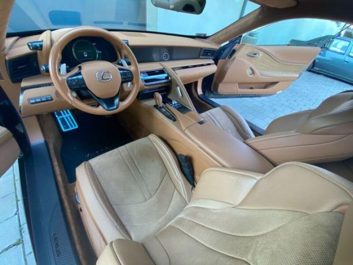 Lexus LC 500h Z10 Brun  - 6
