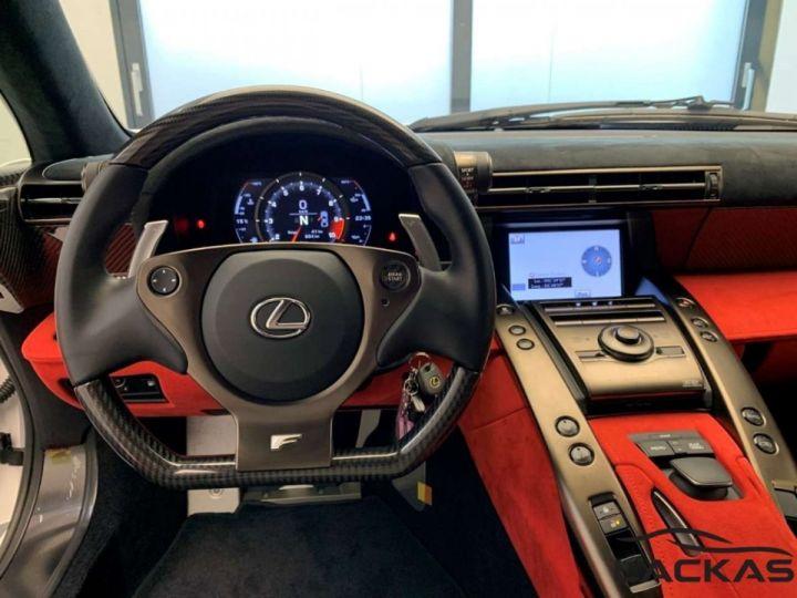 Lexus LFA Lexus LFA COUPE V10 4.7  560 CV Garantie 12 Mois COLLECTOR Blanc - 6