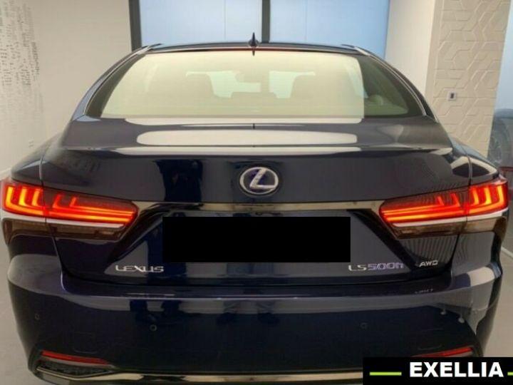Lexus LS 500h F-Sport  BLEU PEINTURE METALISE Occasion - 2