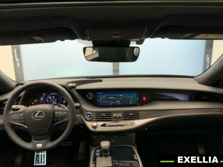 Lexus LS 500h F-Sport  BLEU PEINTURE METALISE Occasion - 4