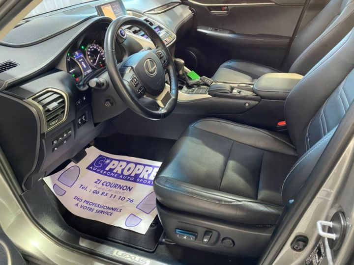Lexus NX 300H EXECUTIVE 4WD AUTO GRIS - 7