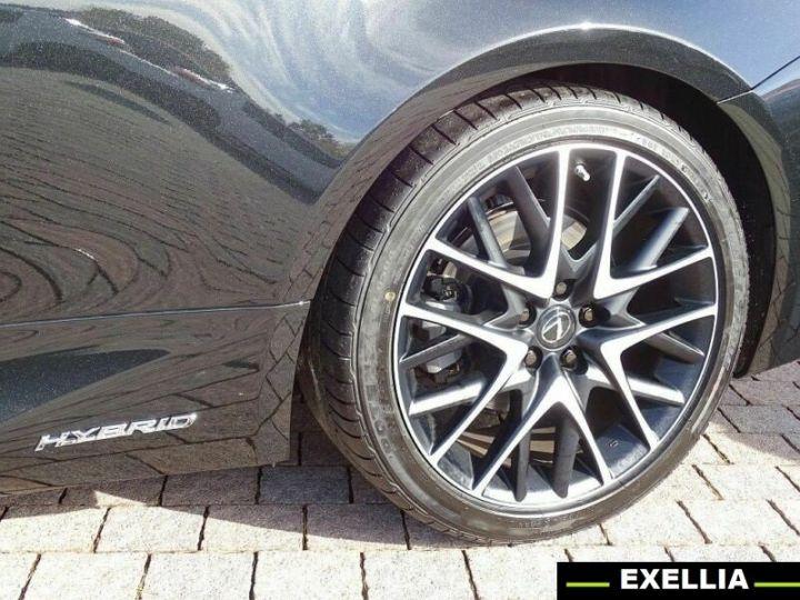 Lexus RC 300h Black Edition  NOIR PEINTURE METALISE  Occasion - 1