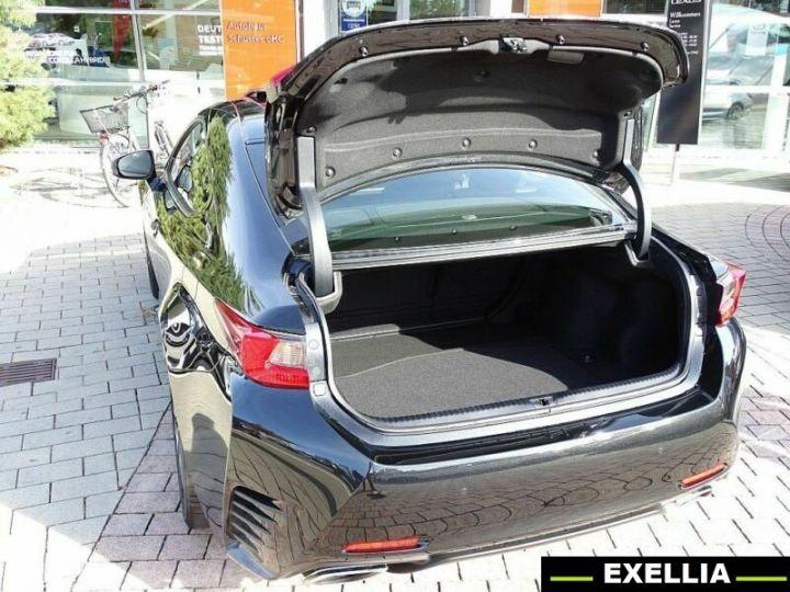 Lexus RC 300h Black Edition  NOIR PEINTURE METALISE  Occasion - 2