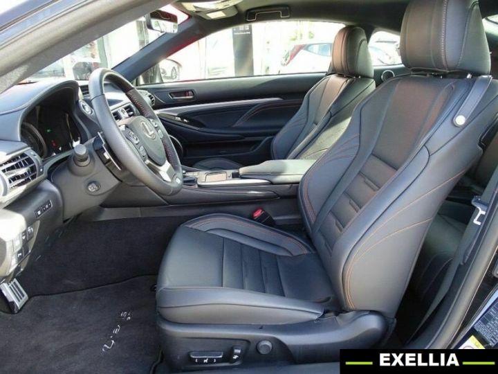 Lexus RC 300h Black Edition  NOIR PEINTURE METALISE  Occasion - 5