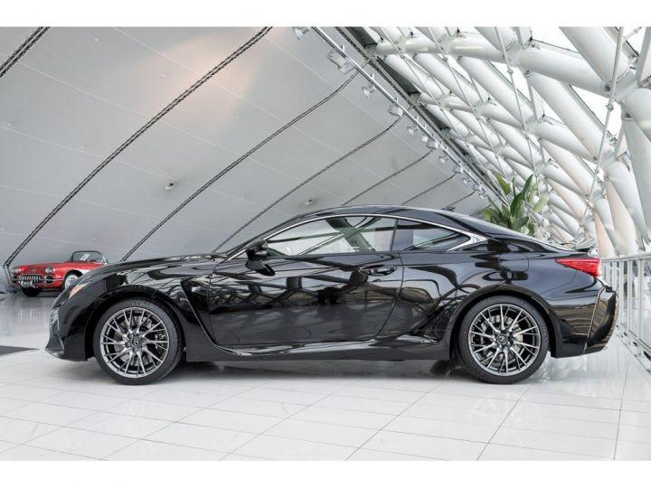 Lexus RC F 5.0l luxury edition noir - 2
