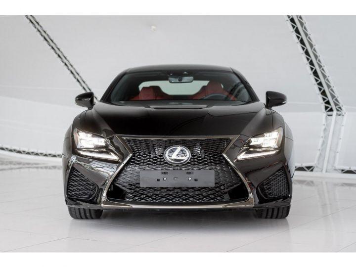 Lexus RC F 5.0l luxury edition noir - 4