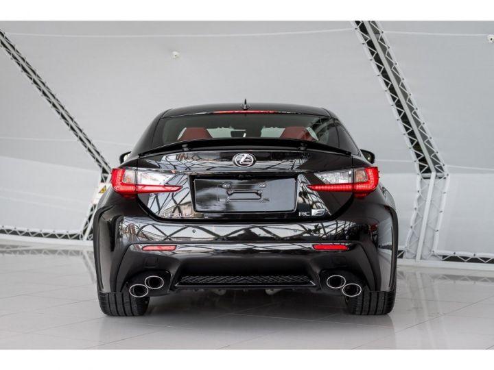 Lexus RC F 5.0l luxury edition noir - 5