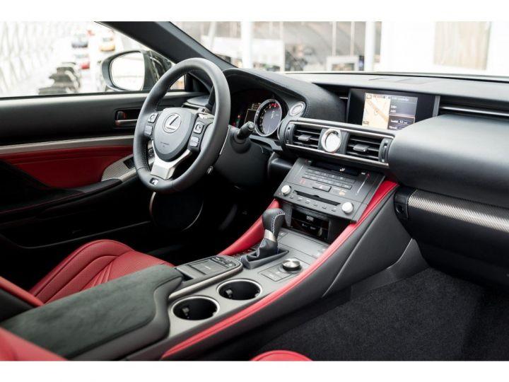 Lexus RC F 5.0l luxury edition noir - 7