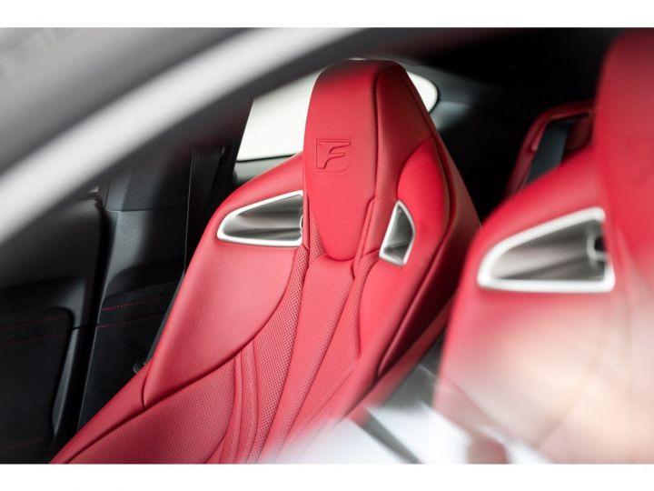 Lexus RC F 5.0l luxury edition noir - 9