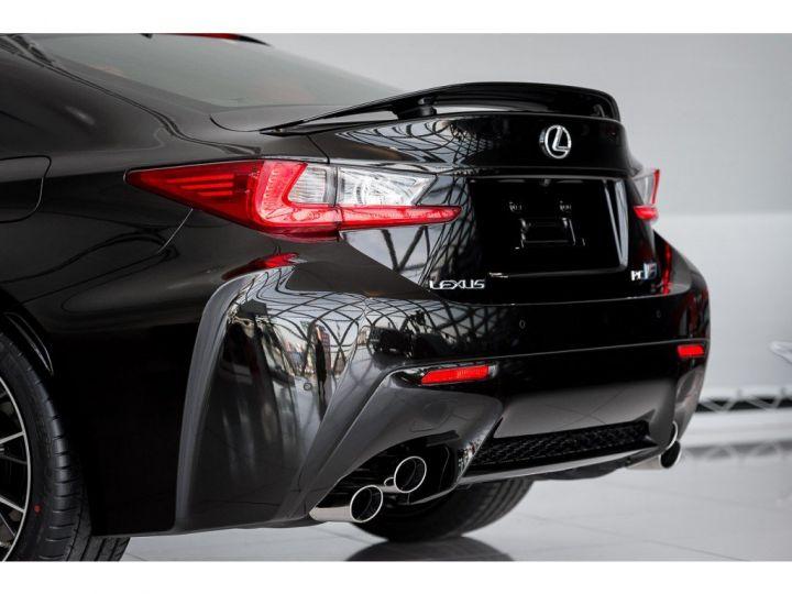 Lexus RC F 5.0l luxury edition noir - 12