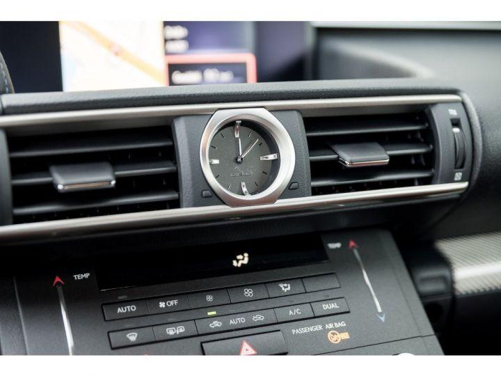 Lexus RC F 5.0l luxury edition noir - 13