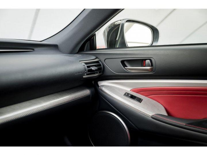 Lexus RC F 5.0l luxury edition noir - 14