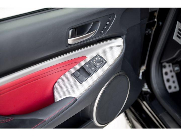 Lexus RC F 5.0l luxury edition noir - 15