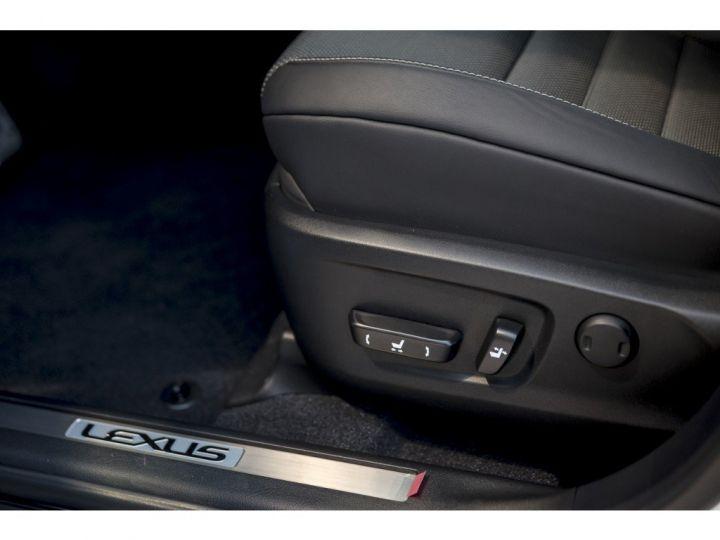 Lexus RX 450h 4wd f sport line blanc - 12