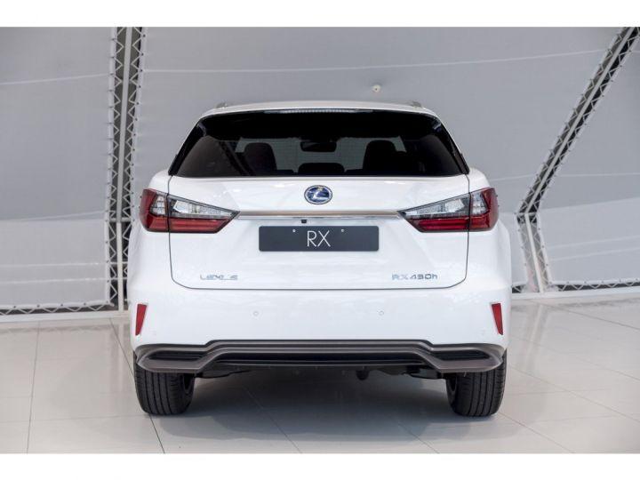 Lexus RX 450h 4wd f sport line blanc - 16