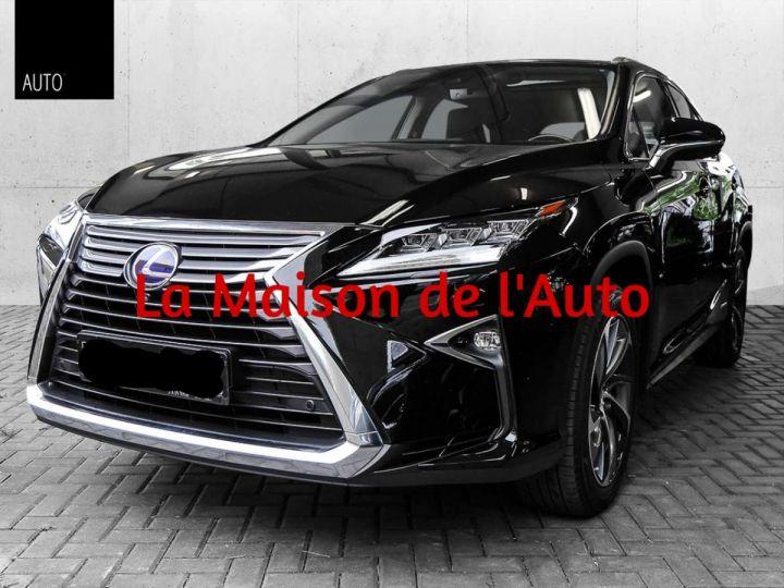 Lexus RX Lexus RX 450h Hybrid V6 3.5  313 cv Luxury Line *Navi* Toit PANO* Led* Garantie 12 MOIS Noir Métal - 1