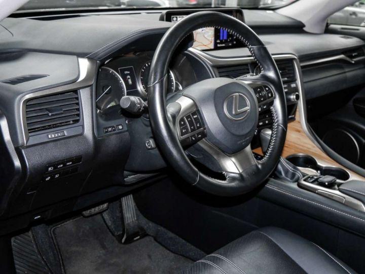 Lexus RX Lexus RX 450h Hybrid V6 3.5  313 cv Luxury Line *Navi* Toit PANO* Led* Garantie 12 MOIS Noir Métal - 2