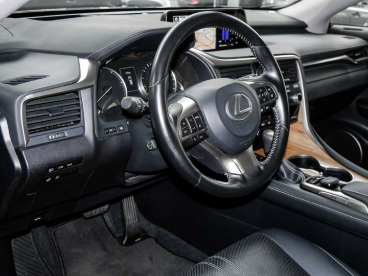Lexus RX Lexus RX 450h Hybrid V6 3.5  313 cv Luxury Line *Navi* Toit PANO* Led* Garantie 12 MOIS Noir Métal - 5