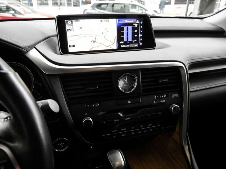 Lexus RX Lexus RX 450h Hybrid V6 3.5  313 cv Luxury Line *Navi* Toit PANO* Led* Garantie 12 MOIS Noir Métal - 6