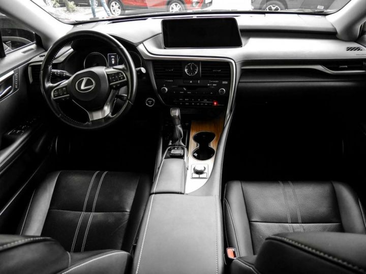 Lexus RX Lexus RX 450h Hybrid V6 3.5  313 cv Luxury Line *Navi* Toit PANO* Led* Garantie 12 MOIS Noir Métal - 8