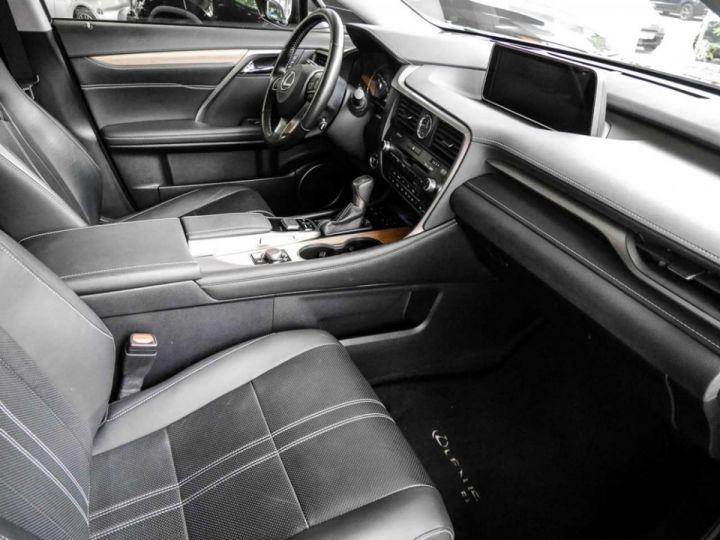 Lexus RX Lexus RX 450h Hybrid V6 3.5  313 cv Luxury Line *Navi* Toit PANO* Led* Garantie 12 MOIS Noir Métal - 10