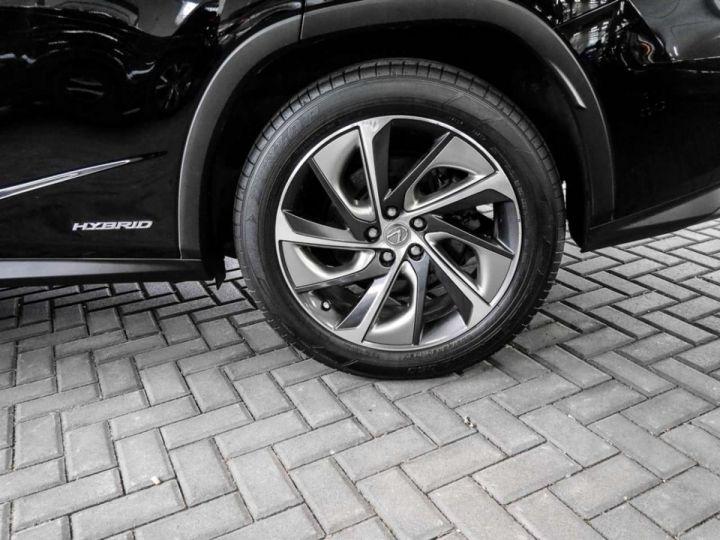 Lexus RX Lexus RX 450h Hybrid V6 3.5  313 cv Luxury Line *Navi* Toit PANO* Led* Garantie 12 MOIS Noir Métal - 12